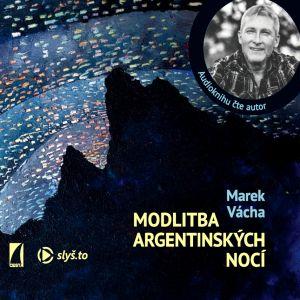 audiokniha Modlitba argentinských nocí