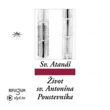 audiokniha Život svatého Antonína poustevníka