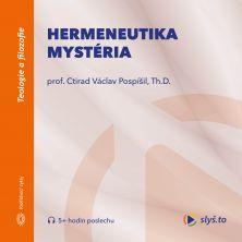 audiokniha Hermeneutika mystéria