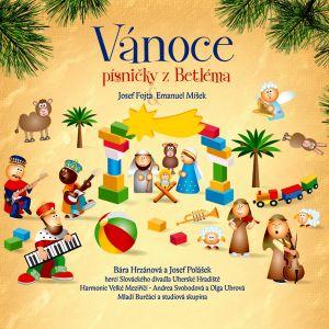 audiokniha Vánoce - písničky z Betléma
