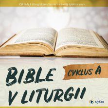 audiokniha Bible v liturgii – cyklus A