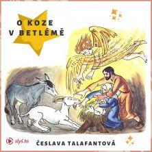 audiokniha O koze v Betlémě